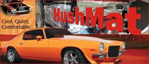 Hushmat Sound Damping