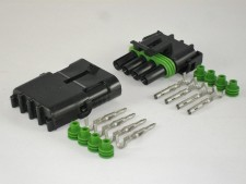 Weather Pack 4 pin kit