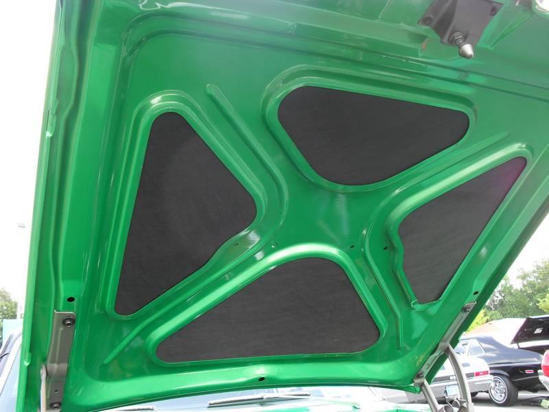 68 72 Chevy Ll Nova Hood Specialty Automotive Materials