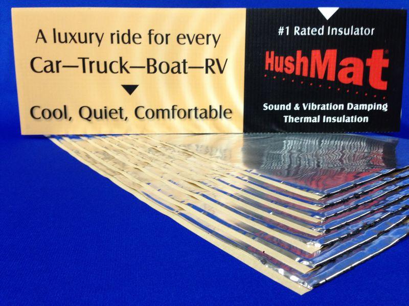 Hushmat Custom Kits Specialty Automotive Materials